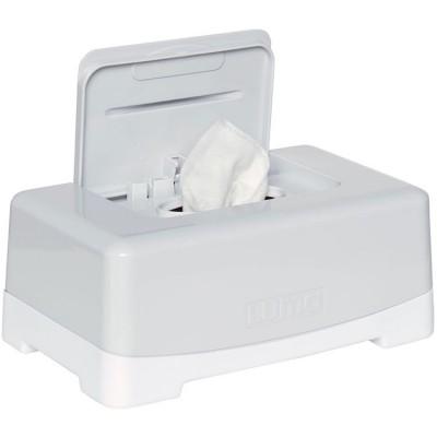 Boîte à lingettes gris clair  par Luma Babycare