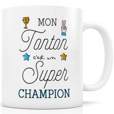 Mug céramique Tonton Super