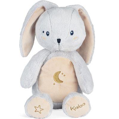 Veilleuse peluche mon doudou lapin Home (21 cm)  par Kaloo
