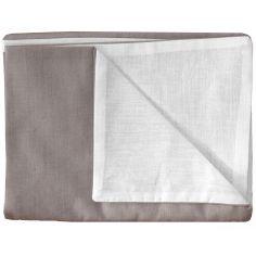 Taie d'oreiller en coton bio Chouette (40 x 60 cm)