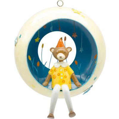 Mobile décoratif Les capsulettes Ours  par L'oiseau bateau