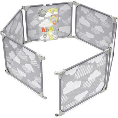 Parc bébé modulable Nuage gris  par Skip Hop