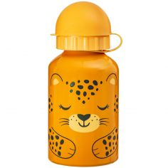 Gourde embout sport léopard (300 ml)