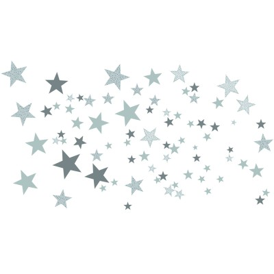 Stickers Etoiles constellation verte Art for Kids