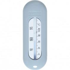 Thermomètre de bain bleu céleste