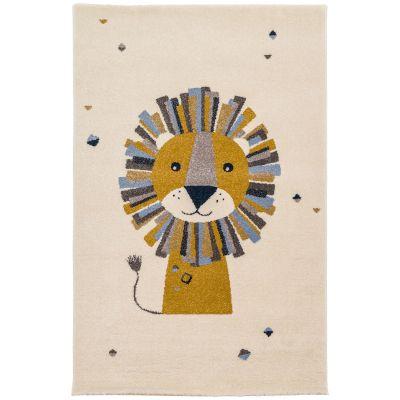 Tapis rectangulaire Lion (80 x 150 cm)  par Art for Kids