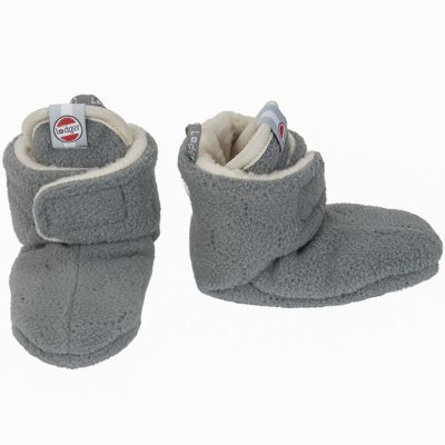 Chaussons gris Botanimal (3-6 mois)  par Lodger
