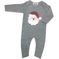 Combinaison pyjama Père Noël (6 mois)