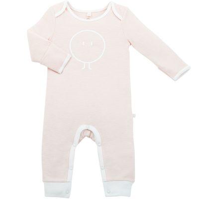 Pyjama chaud Snoozy rose clair (6-9 mois)