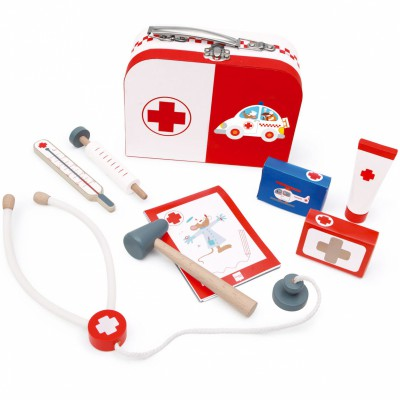 Valisette de docteur  par Scratch