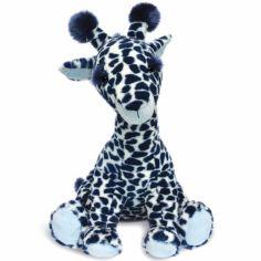 Peluche Lisi la girafe bleue Terre sauvage (50 cm)