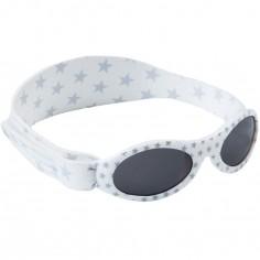 Lunettes de soleil bébé Dooky Banz étoiles argent