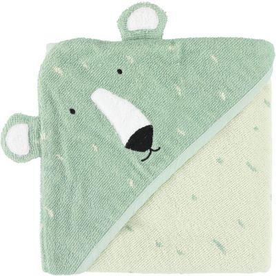 Cape de bain ours Mr. Polar Bear (75 x 75 cm)  par Trixie