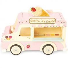 Camion à glaces en bois Dolly Daisylane