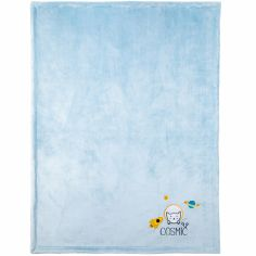 Couverture velours chat Cosmic (75 x 100 cm)