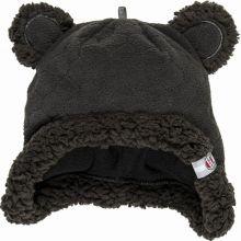 Bonnet ours noir Botanimal (6-12 mois)  par Lodger