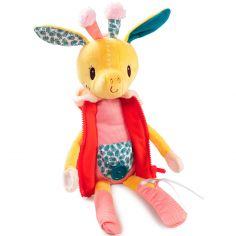 Peluche à habiller Zia la girafe (47 cm)