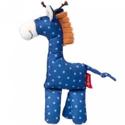 Peluche Girafe bleue (22 cm) Sigikid