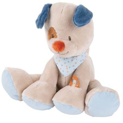 Peluche Jim le chien (22 cm)  par Nattou