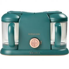 Robot cuiseur Babycook Duo Edition limitée Pine Green