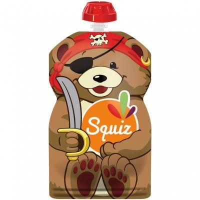 Gourde réutilisable Ours Carnaval (130 ml)  par Squiz