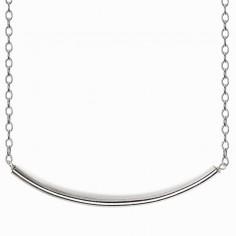 Bracelet chaîne Linear arc (argent 925°)
