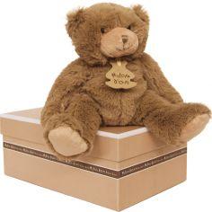 Peluche Calin'ours Les Ours marron (35 cm)
