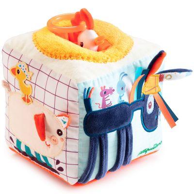 Cube d'activités Ferme  par Lilliputiens