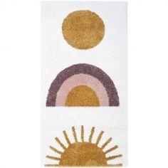Tapis rectangulaire Sunshine (80 x 150 cm)