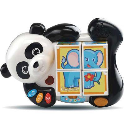 Puzzle cubes interactif Panda (4 cubes)  par VTech