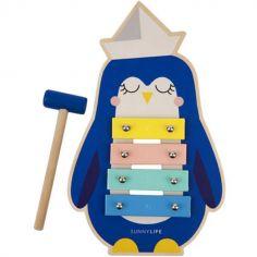 Xylophone pingouin