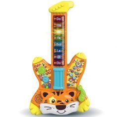 Guitare électrique tigre Jungle Rock