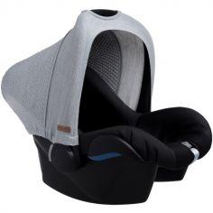 Canopy pour siège auto groupe 0+ grise