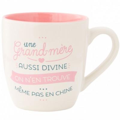 Mug Une grand-mère aussi divine