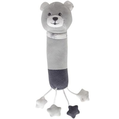 Hochet ours Martin et ses copains (21 cm)  par Trois Kilos Sept