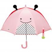 Parapluie Zoo coccinelle rouge - Skip Hop
