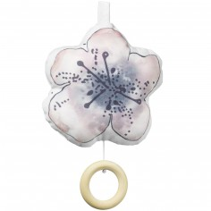 Suspension musicale Embedding Bloom Pink