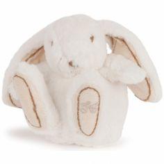 Peluche Augustin le lapin écru (12 cm)
