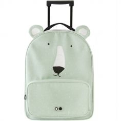 Valise trolley ours Mr. Polar bear