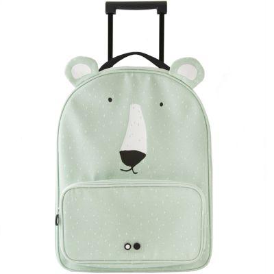 Valise trolley ours Mr. Polar bear  par Trixie