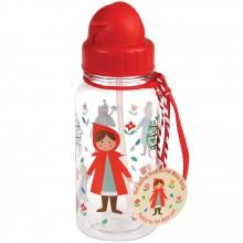 Gourde à paille Le Petit Chaperon rouge (500 ml)  par REX