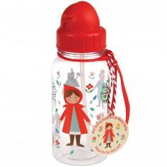 Gourde à paille Le Petit Chaperon rouge (500 ml)