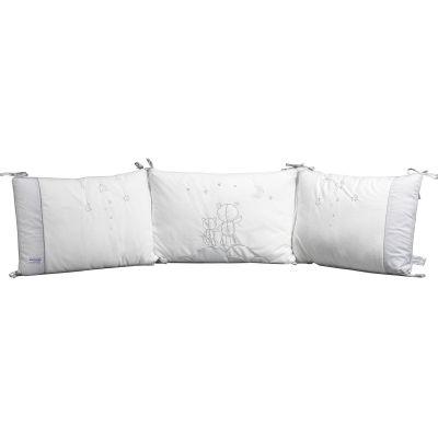 tour de lit c leste pour lits 60 x 120 cm et 70 x 140 cm. Black Bedroom Furniture Sets. Home Design Ideas