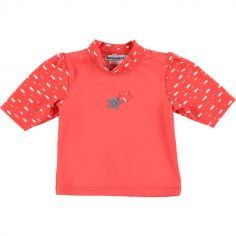 Tee-shirt anti-UV Ocean girl (18-24 mois)