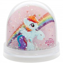 Boule à neige My Little Pony Rainbow Dash  par Trousselier