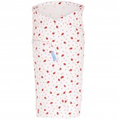 Couverture d'emmaillotage Gro-swaddle Ladybird Spot - The Gro Company