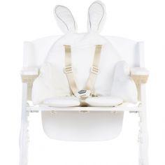 Coussin de chaise haute Lapin blanc