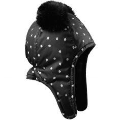 Bonnet chapka Dot (6-12 mois)