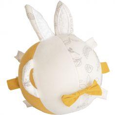 Balle d'activités Leafy Bunny