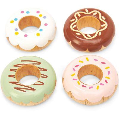 Donuts en bois Honeybake  par Le Toy Van
